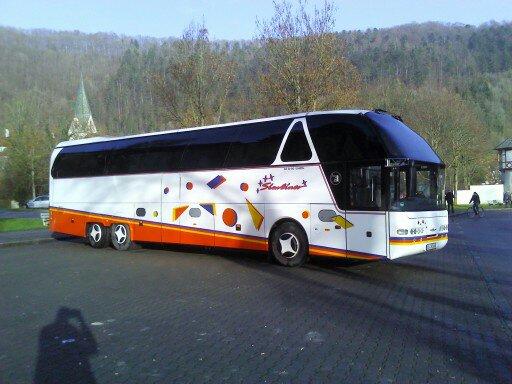 Unser zweiter Bus